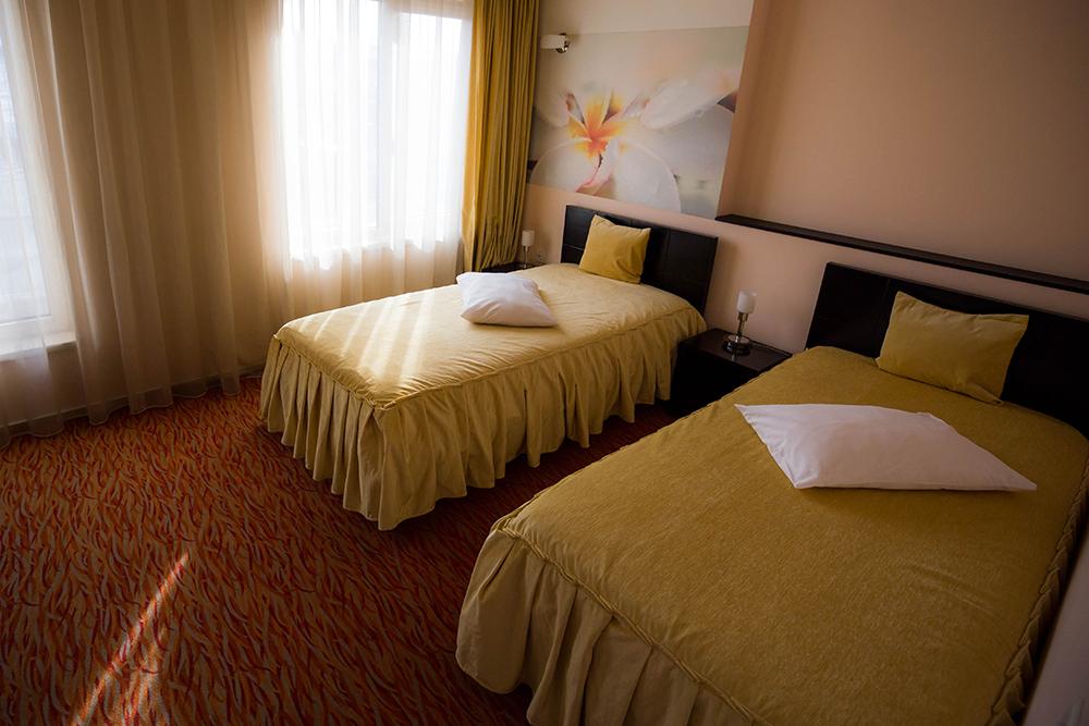 Cazare in Mioveni la Hotel Grandis Apulum