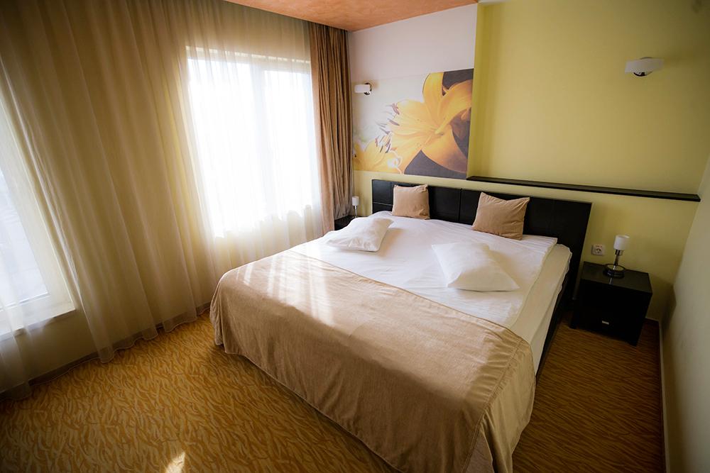 Camere la hotel Grandis Apulum Mioveni