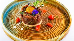 Tartar de vita biftec